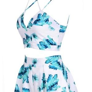 Other - Floral Matching Set